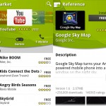 Android Market 類別更新