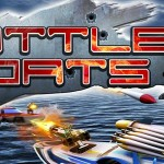 海上激戰《Battle Boats 3D》