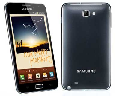 samsung galaxy note 三星 Galaxy Note 將於11月推出!?