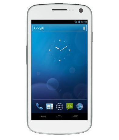 galaxy nexus white 白色版 Galaxy Nexus 將於2月開始上市