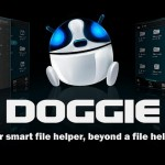 ICS 風格的檔案總管《ICS File Explorer – Doggie》
