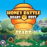 《Honey Battle – Bears vs Bees》可愛的蜂蜜守護戰