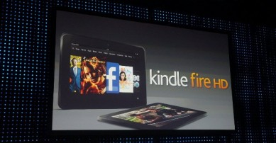 Amazon 發表 Kindle Fire 升級版和 Kindle Fire HD