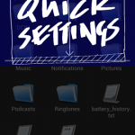 Android 4.2 將新增 Quick Settings 通知欄