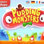 ZeptoLab 新遊戲《Pudding Monsters》正式推出