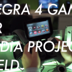 九款 Tegra 4 遊戲於 Nvidia Project Shield 展示