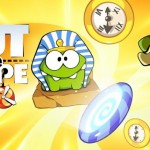 《Cut the Rope:Time Travel》正式於 Android 平台推出