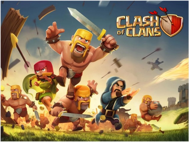 戰爭策略遊戲《Clash of Clans 》正式登陸 Google Play!