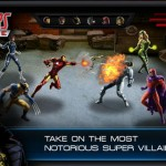 《Marvel: Avengers Alliance》將於 11月21日登陸 Google Play,《Marvel Run Jump Smash! 》亦快將推出