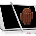 Galaxy Note 3 LTE 版本開始獲得 Android 4.4 KitKat 系統升級
