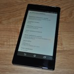 Sony Xperia T3 獲得 Android 4.4.4 KitKat 系統升級