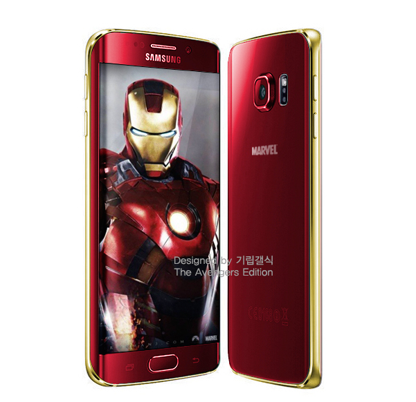 Iron-Man-edition-Samsung-Galaxy-S6-Edge