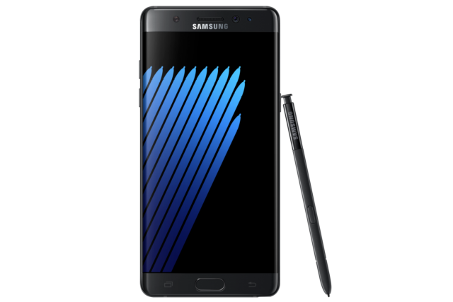Galaxy Note7_black