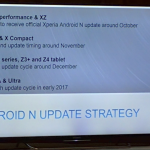 Sony Xperia XZ、X Performance最快十月獲Nougat更新?
