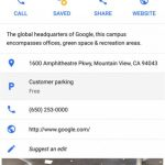 Google Maps for Android更新:支持顯示停車位是否可用以及收費