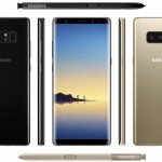 Samsung Galaxy Note 8渲染圖曝光,似足同門Galaxy S8